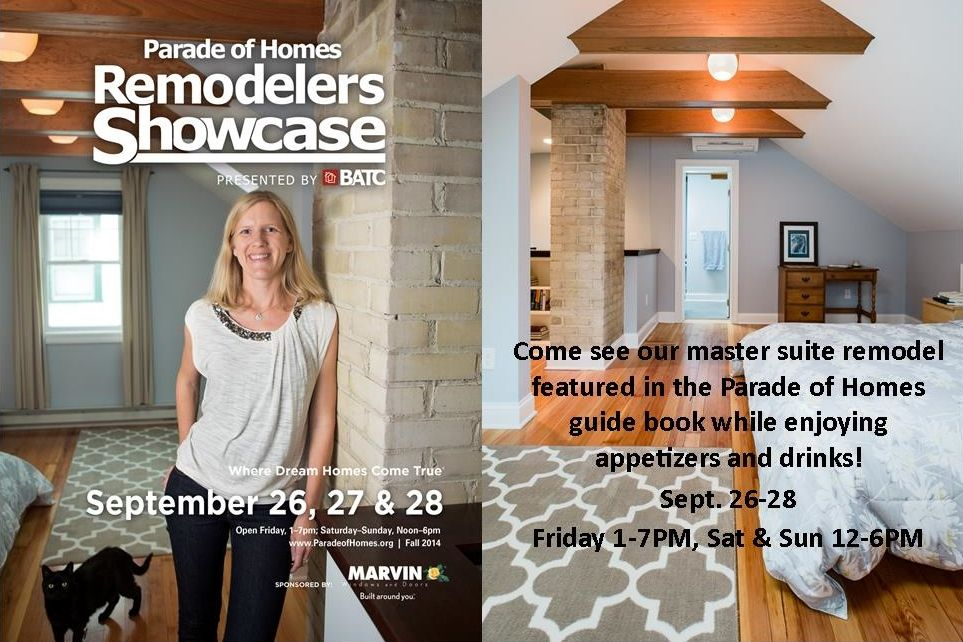 We are 8 days away from the Remodelers Showcase! Make sure you come and see the Cape Cod Oasis by Ohana Construction that is featured on the Parade of Homes guide book
