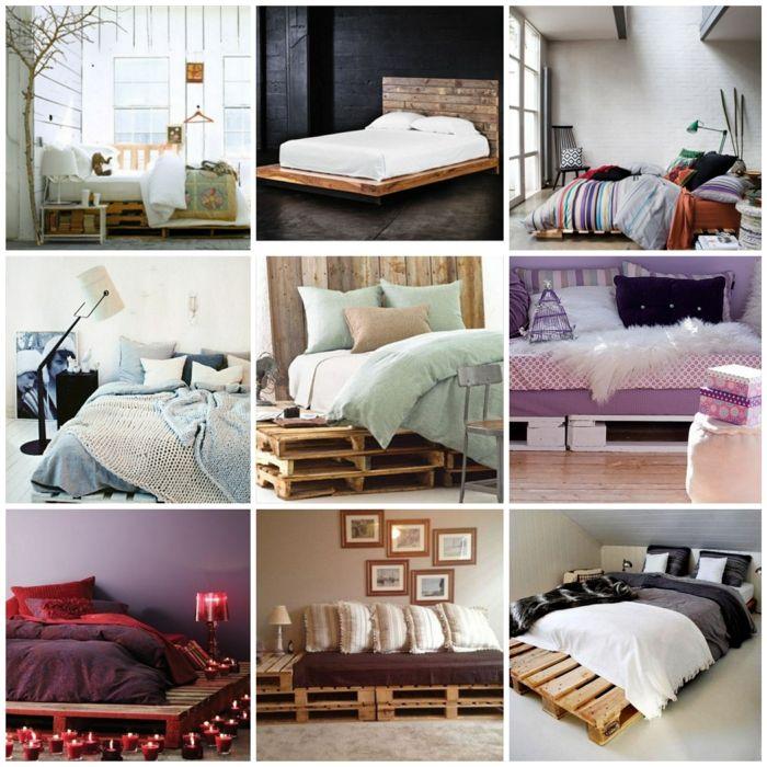 noch 64 schlafzimmer ideen f r m bel aus paletten m bel aus paletten. Black Bedroom Furniture Sets. Home Design Ideas