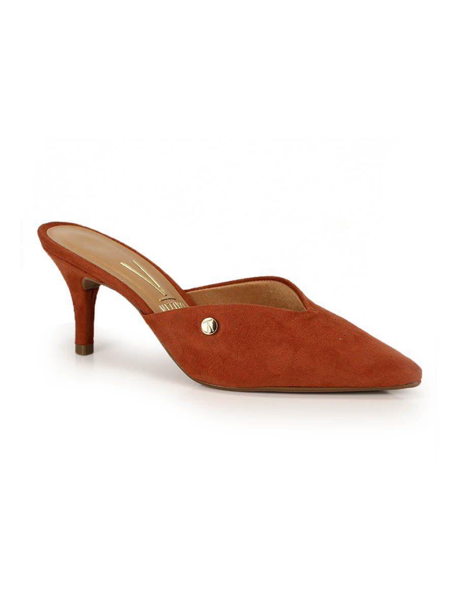 d99e73f4cd Sapato Salto Mule Vizzano em 2019