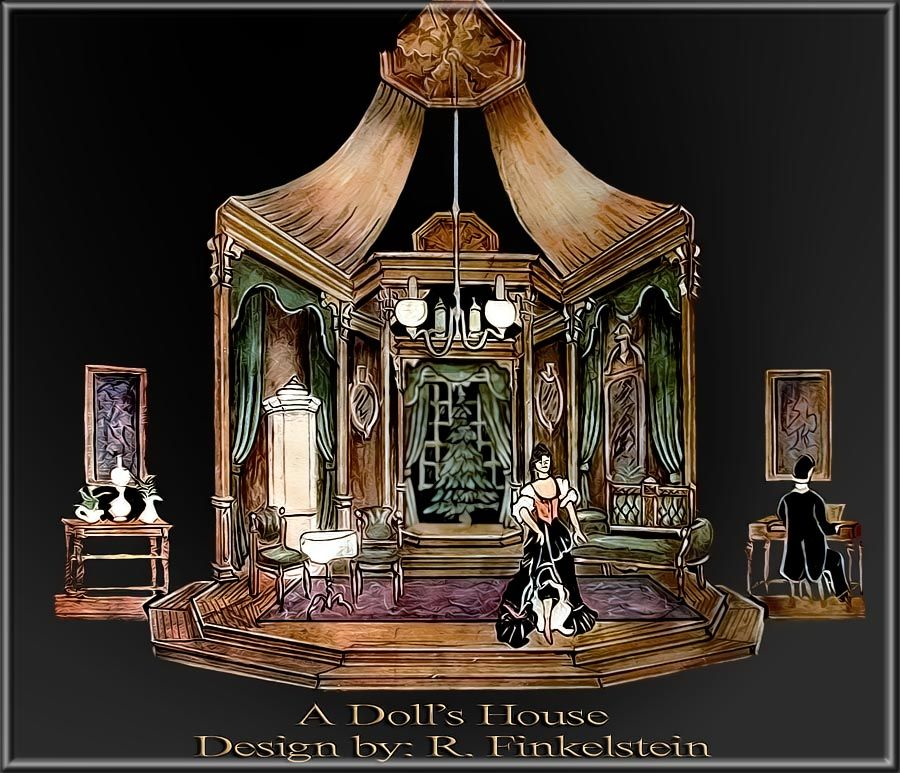 parallels between a dolls house and the A doll's house by henrik ibsen for the most part, torvald and krogstad stand out in stark relief to each other torvald has a bright future and the respect of the community krogstad's prospects are pretty dismal and everybody hates him.