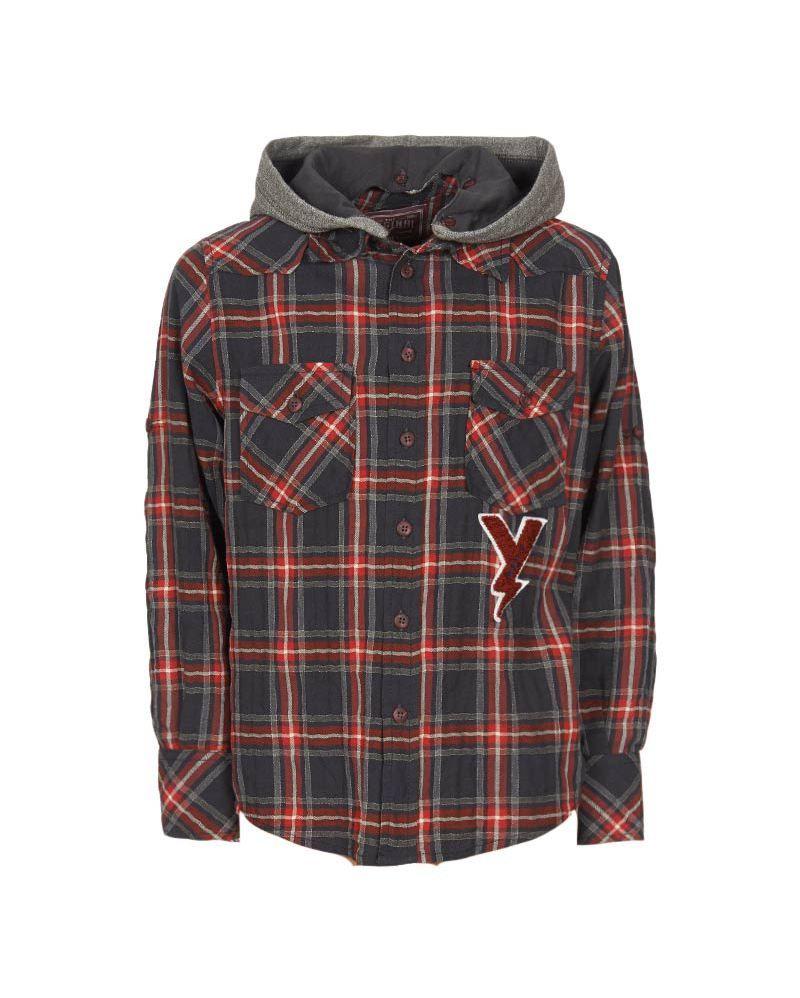 6f2ce85cf33 Mandarino Παιδικό πουκάμισο με κουκούλα #joy #style #fashion | Sales ...
