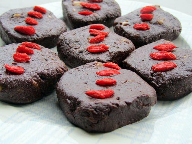 Raw Simple Superfood Brownies