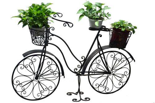 Bike planter. Saw this in Hobby Lobby - so stinkin' ... - Bike Planter. Saw This In Hobby Lobby - So Stinkin' Cute! Yard