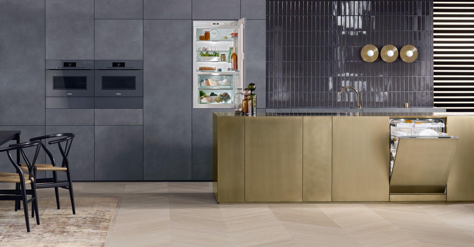 ArtLine with Touch2Open »Miele | Kitchen | Pinterest | Küche
