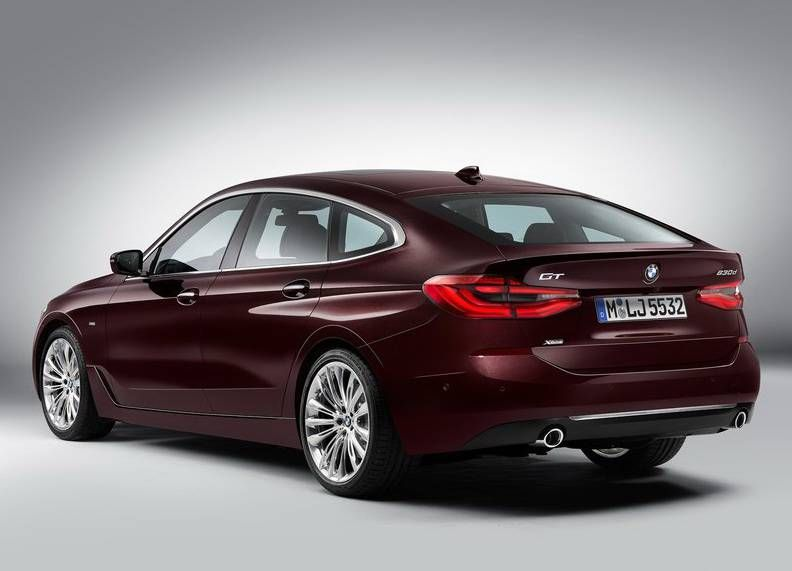 2018 Bmw 6 Series Gt Review Specs Price Release Date With