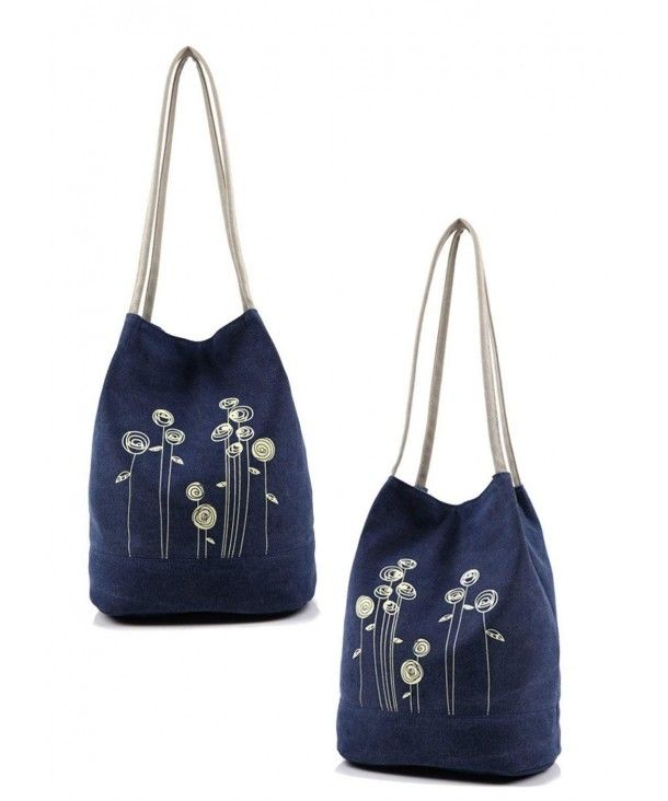 2865e6f171c Sunwel Outdoor Grocery Shoulder 18 ounce - Navy - CL12HCJMO7F  bags   handbags  style  gift  Hobo Bags