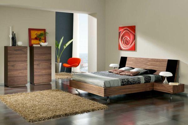 italienischeschlafzimmerbeigeteppich Möbel