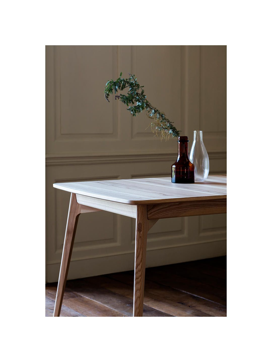 Matthew Hilton For Case Dulwich 6 10 Seater Extending Dining Table Oak Dining Table Extendable Dining Table Furniture