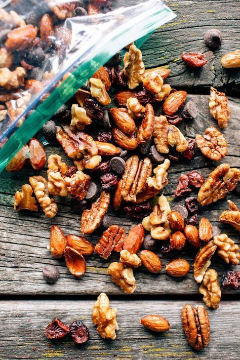 3 Easy Trail Mix Recipes