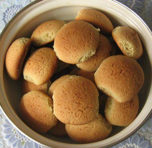 Классическое песочное печенье - кулинарный рецепт