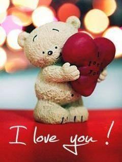 Cute Love Mobile Wallpaper I Love You Gif Love You Gif Love Wallpaper