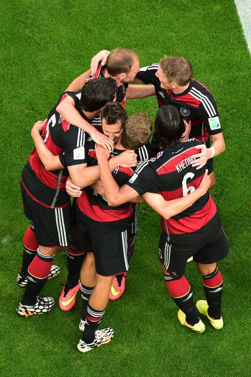 "BRA 1-GER 7 ""Even the bravest experts wouldn't have predicted a result like this."""