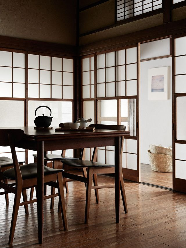 Best Scandinavian Japanese Interior Design Kitchen Dining 400 x 300