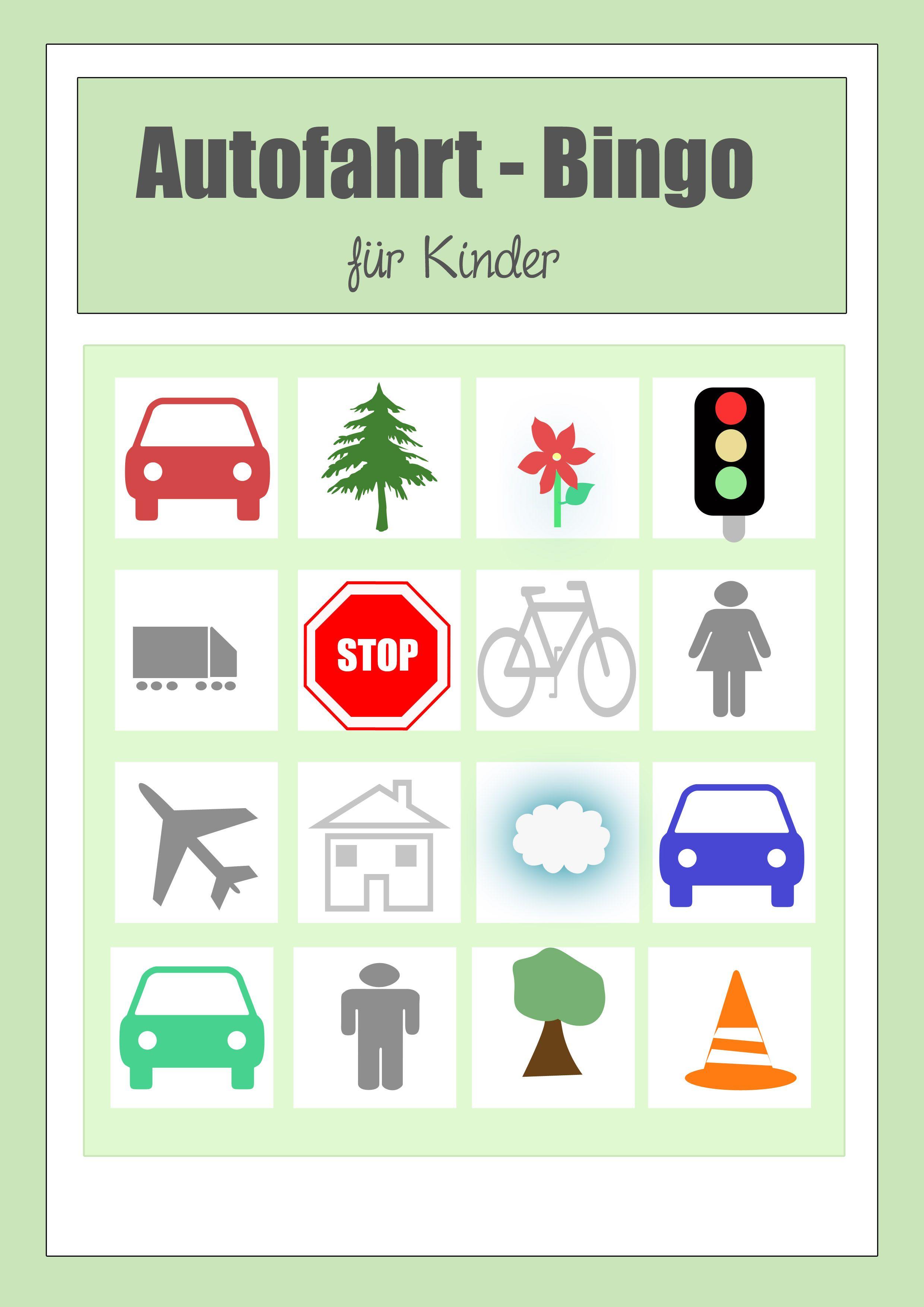 Reisespiele Zum Ausdrucken Fur Die Autofahrt Mit Kindern Reisespiele Autofahrt Auto Spiele