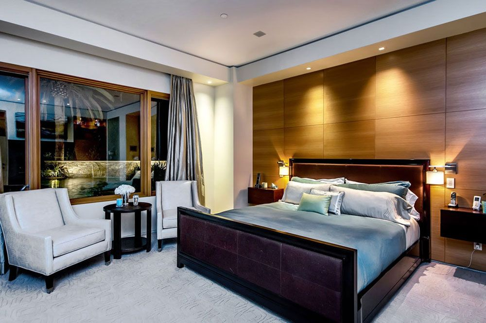 Bedroom Lighting Tips And Pictures Contemporary bedroom