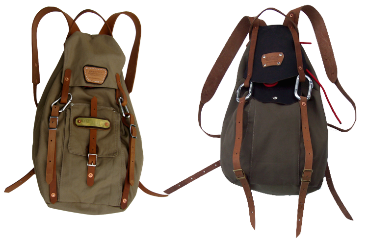 Best Travel Backpacks | The handmade in Montana rucksack by ...