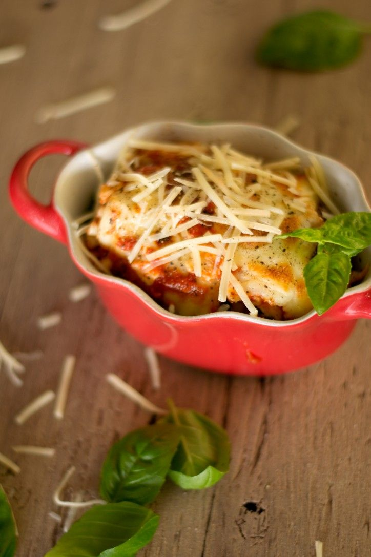 Garden Veggie Lasagna with Salad - Denise Austin | Denise ...