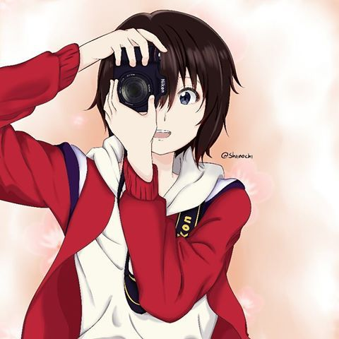Finished Nishimiya Yuzuru From Koe No Katachi Draw Drawing Art Artwork Fanart Digital Digitalart Anime Animeart Manga Mangaar Anime Ghibli Animacao