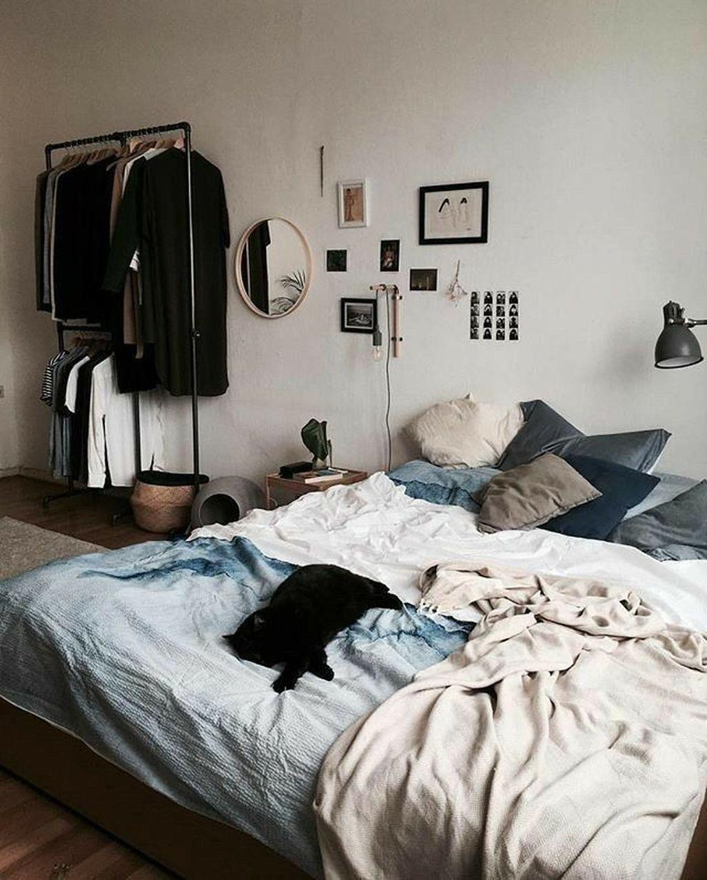 40 Minimalist Bedroom Ideas: 40 Modern Minimalist Bedroom Decor Ideas
