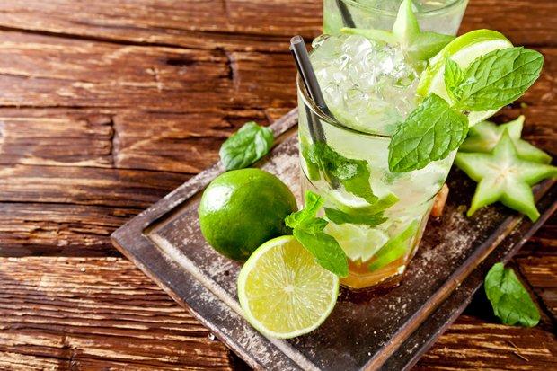 Mojito - Cocktailrezept