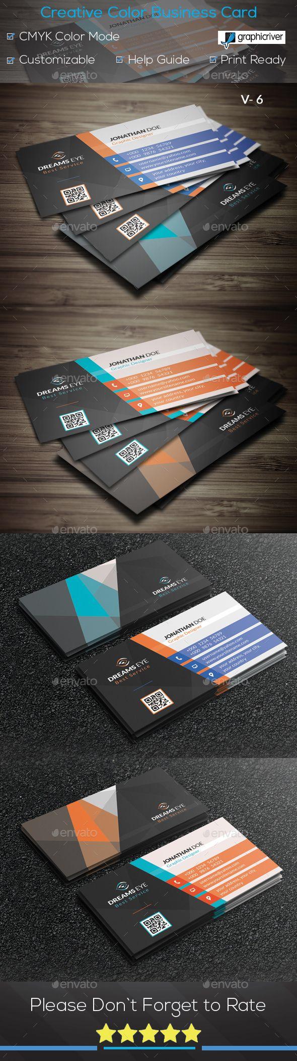 Creative color business card v6 creative business cards download creative color business card v6 creative business cards download here httpsgraphicriveritemcreative color business card v619251351ref reheart Choice Image