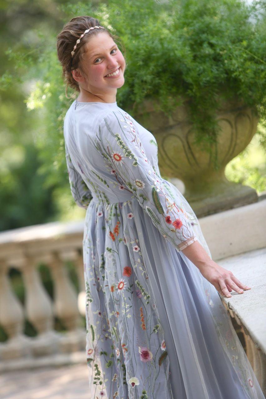 Heirloom garden dress western muslims dresses pinterest lace