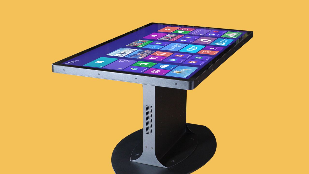 Multitouch Coffee Tables Windows And Android Ideum Home - Multitouch coffee table