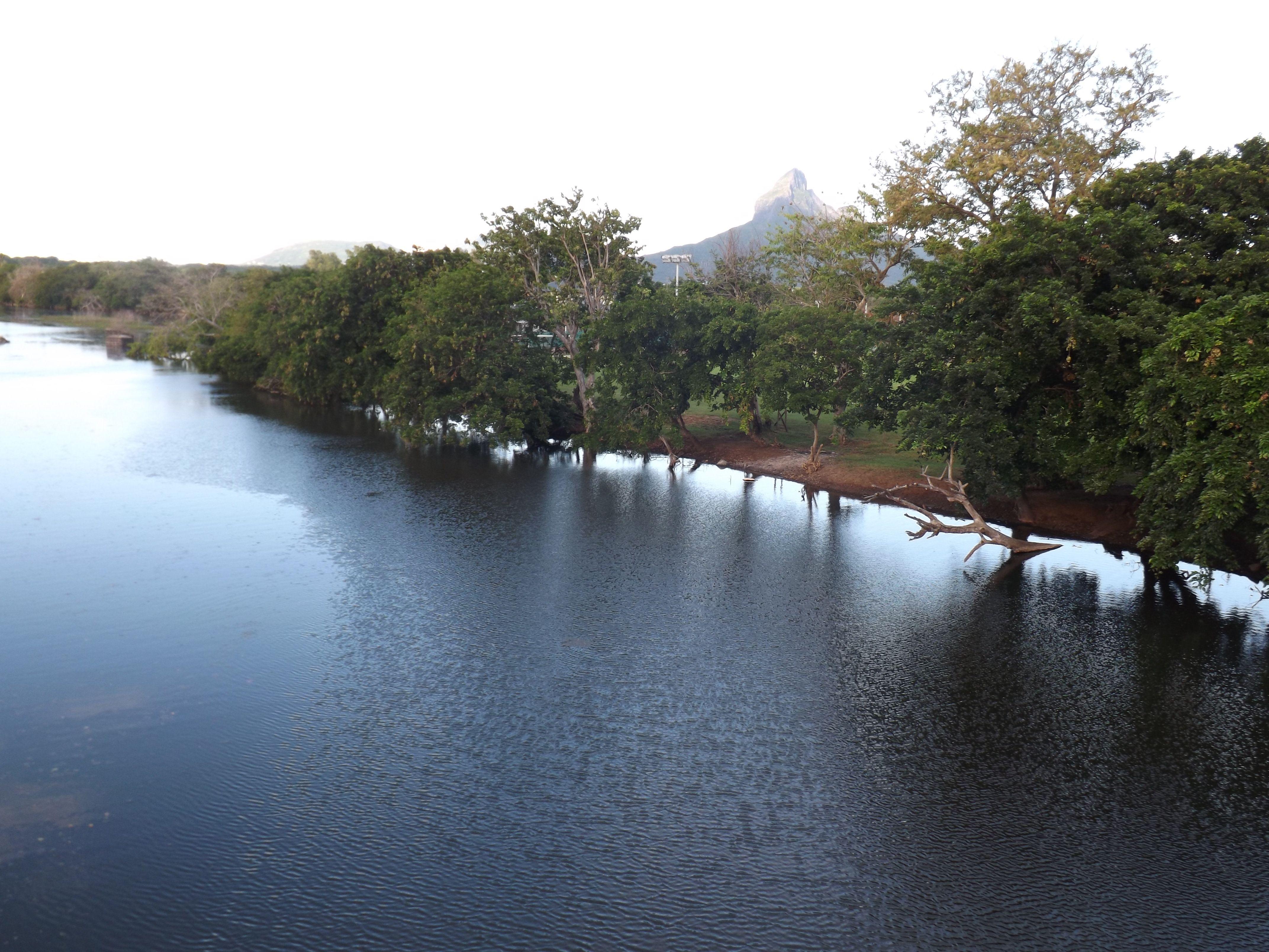 Le Barachois - Rivière Noire - Mauritius
