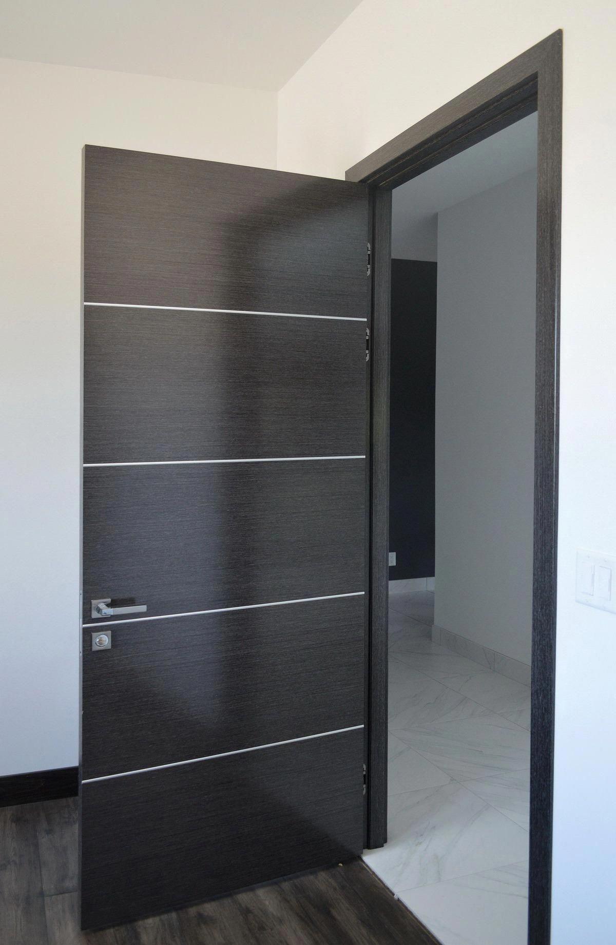 Natural Veneered Wooden Flush Door Design Mdf Living Room: Is Interior Design A Good Major #InteriorDecorator ID