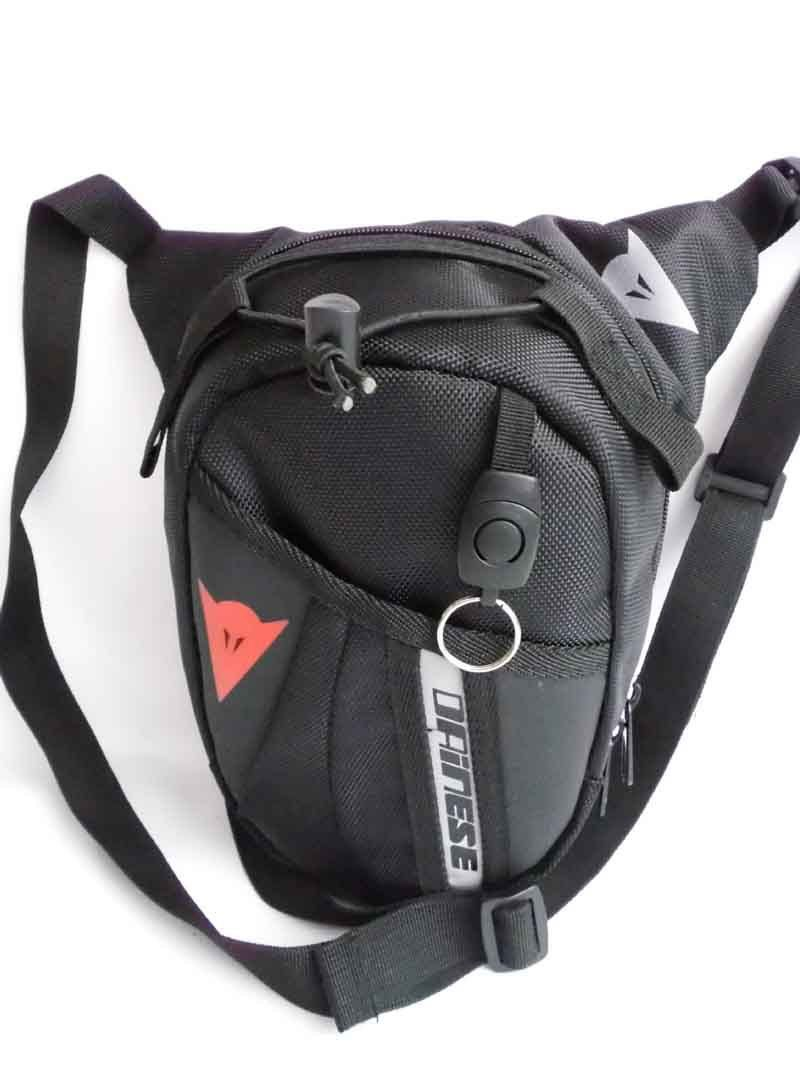 Back Bicycle Bike Cycling Saddle Outdoor Pouch Motorcycle Pack Waist Belt Bag