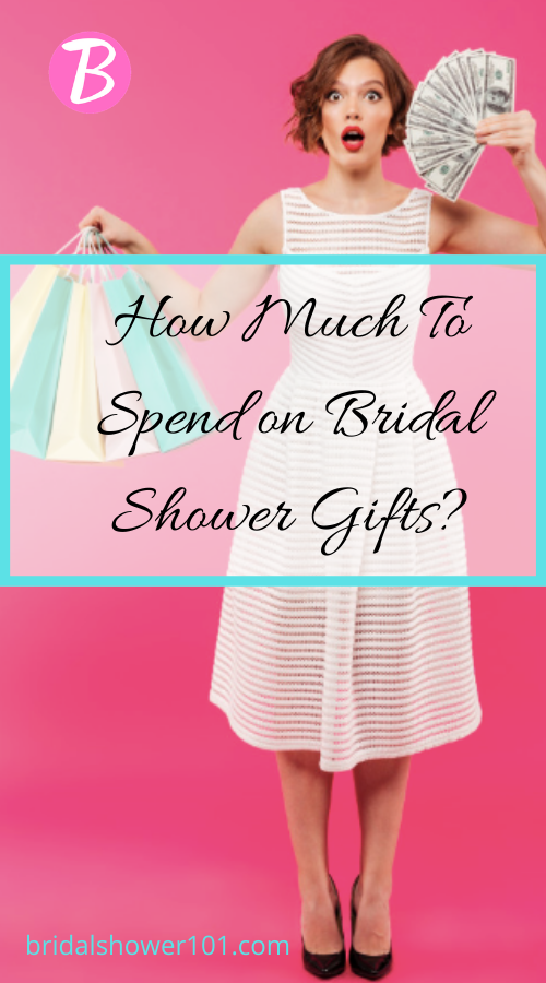 How much to spend on a bridal shower gift in 2020 Bridal