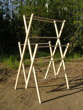 Homestead Revival: Give Away: Pioneer Drying Rack!