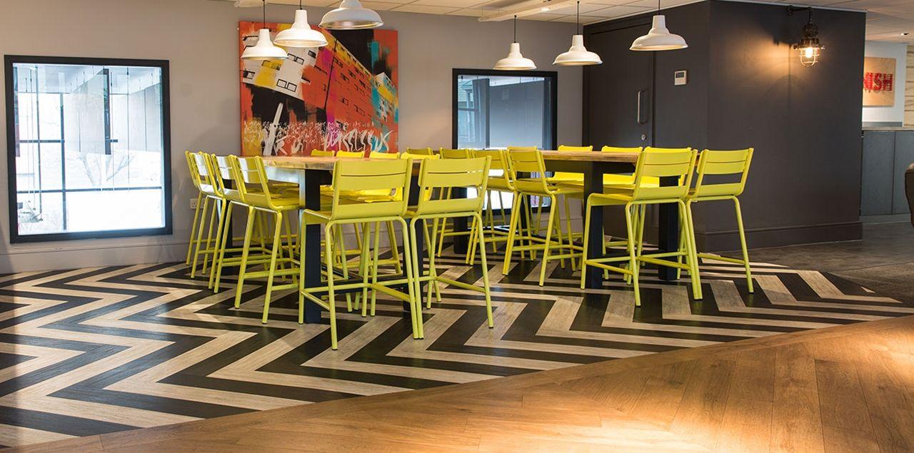 Amtico Commercial LVT Flooring Leeds Beckett University Case Study