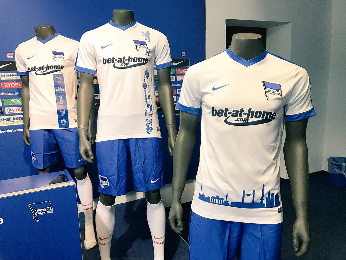 67fd375ab German Bundesliga club have started a vote for the Hertha BSC 125-years  anniversary kit.