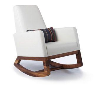 Joya Rocker Modern Rocking Chairsmodern Nurseriesnurseries