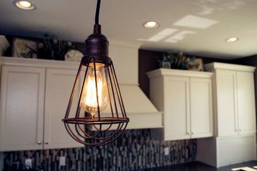 Jameson Custom 2013 - traditional - kitchen lighting and cabinet lighting - milwaukee - Aspen Homes Inc