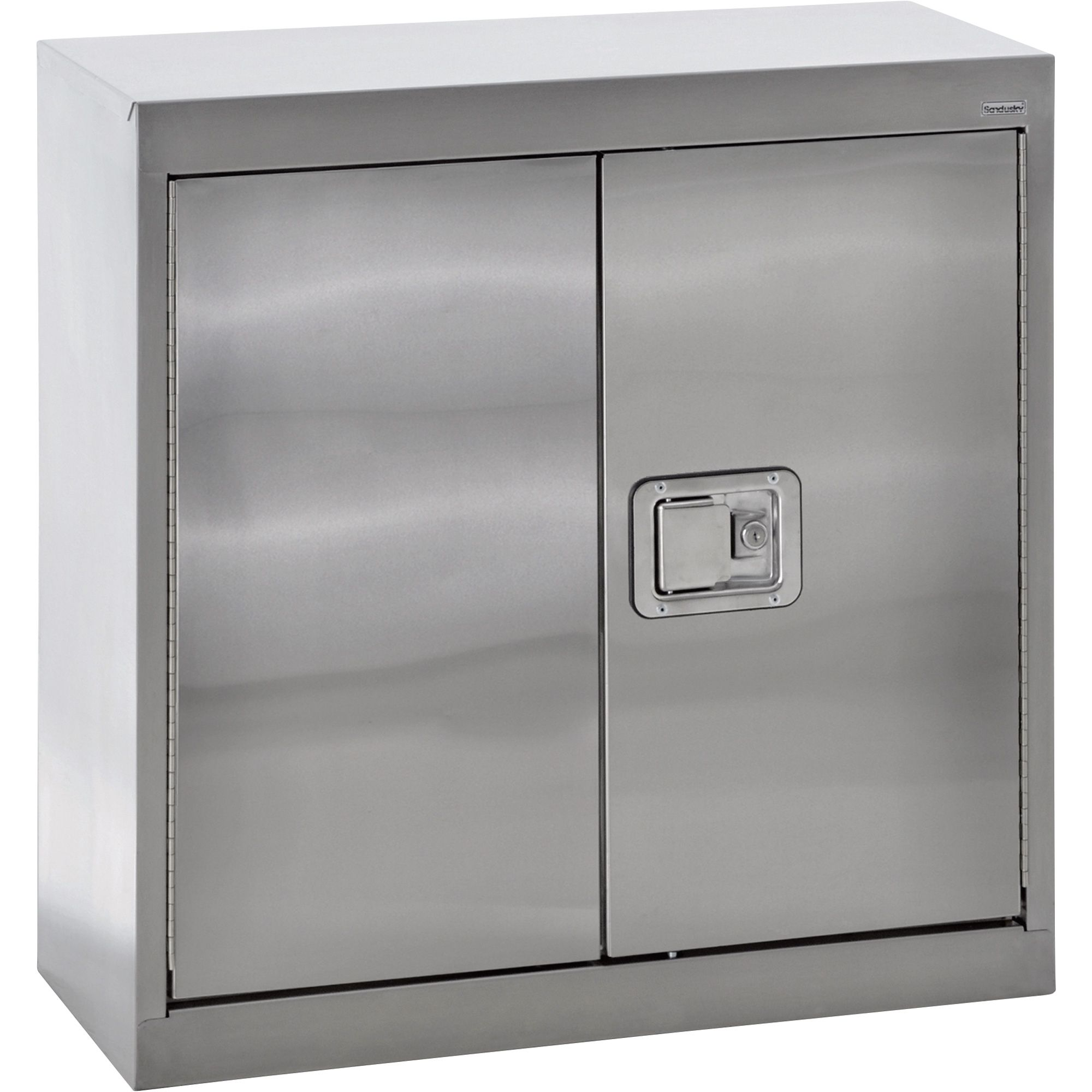 Lockable Heavy Duty Metal Storage Cupboard Cabinet
