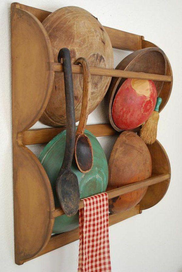 Hochwertig Küchen Möbel Küchenzubehör Holzregal Bauen