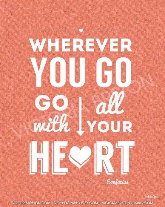 I'll be ere wherever you go :)