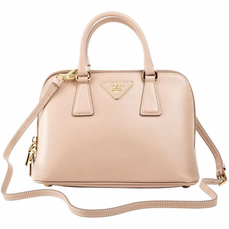 080091a394ea ... clearance authentic prada mini saffiano leather dome bag bl0838 beige  at . 2c2f3 71624