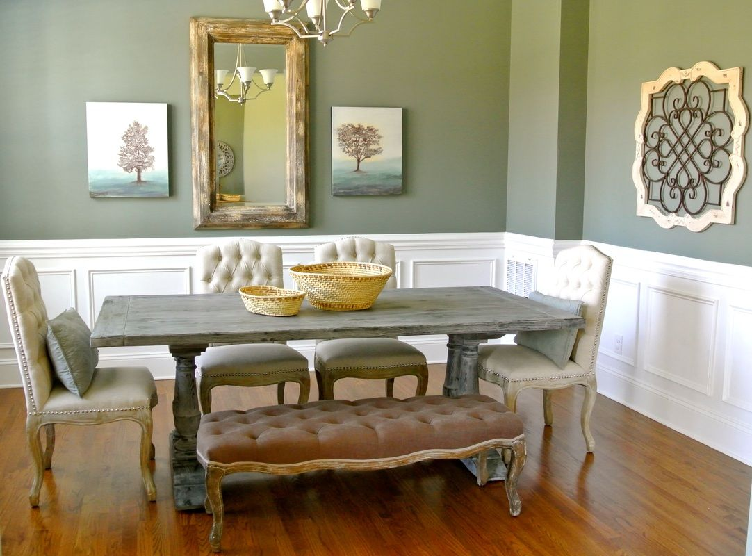 The Redesign Company Dining Room  Diy Home Decor  Pinterest Mesmerizing Picture Frames For Dining Room Design Inspiration