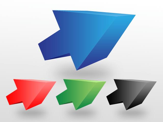Wonderful 3d Arrow Icon Free Psd File Template Free Pik Psd Free Psd Template Free Clip Art