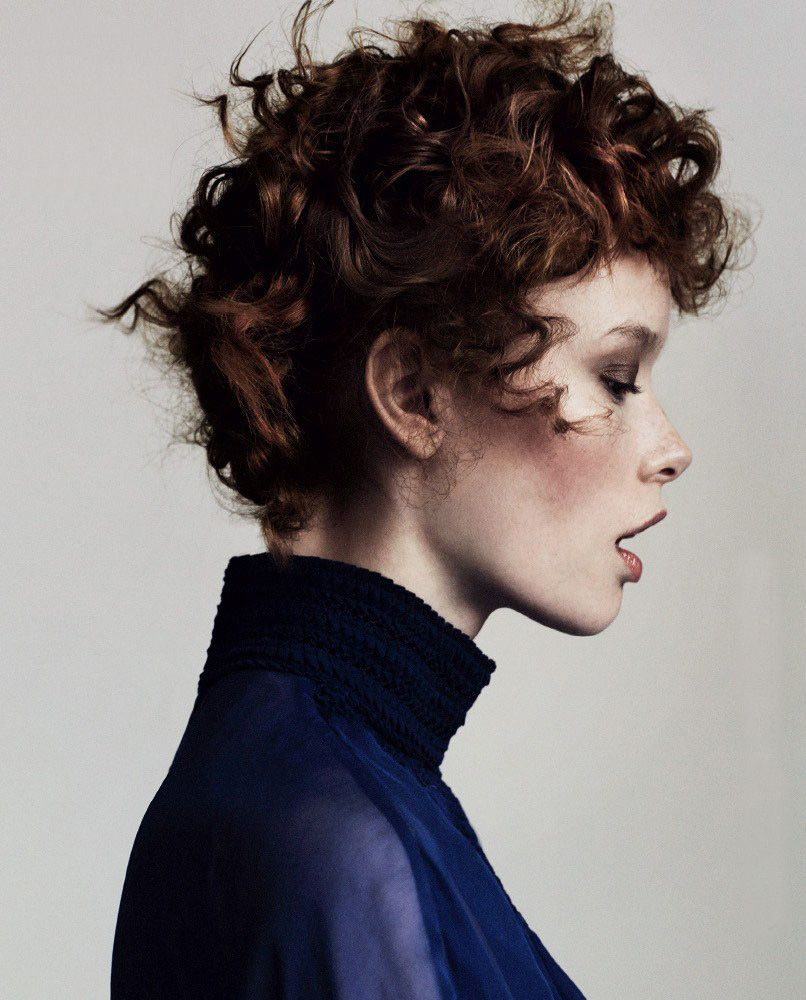 Julia Hafstrom Is Lensed By Marcus Ohlsson For Flair