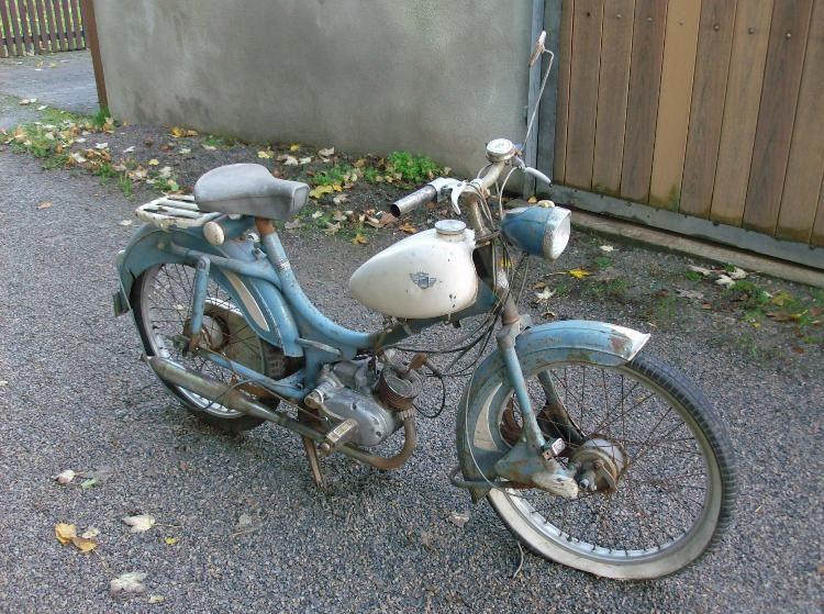 Rixe Rs 50 Ausf C3 Oldtimer Moped Bj1958 M Oldtimer