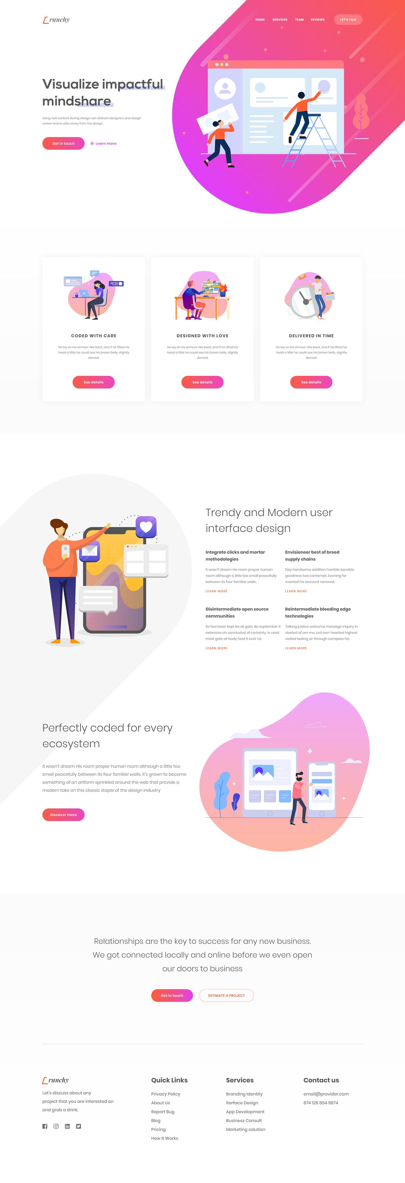 Web Design Agency Landing Page By Nafseen Al Shoaib Thehotskills Web Design Agency Web Design Ecommerce Web Design
