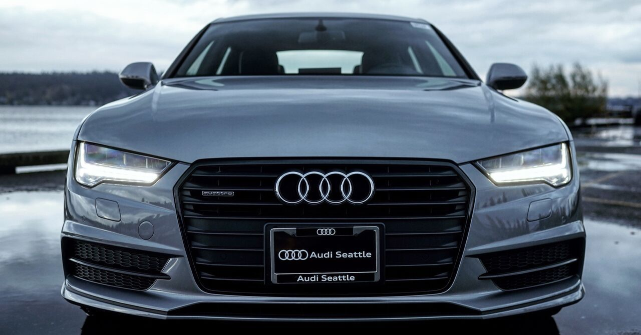 A She Looks Like A ThoughAudi AudiSeattle Seattle Audi - Audi dealership washington