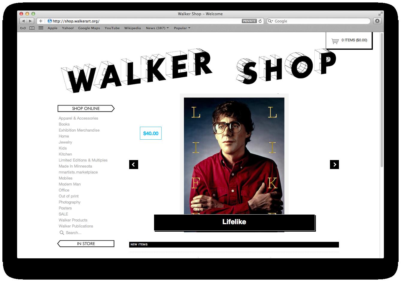walker shop redesign by tyler stefanich