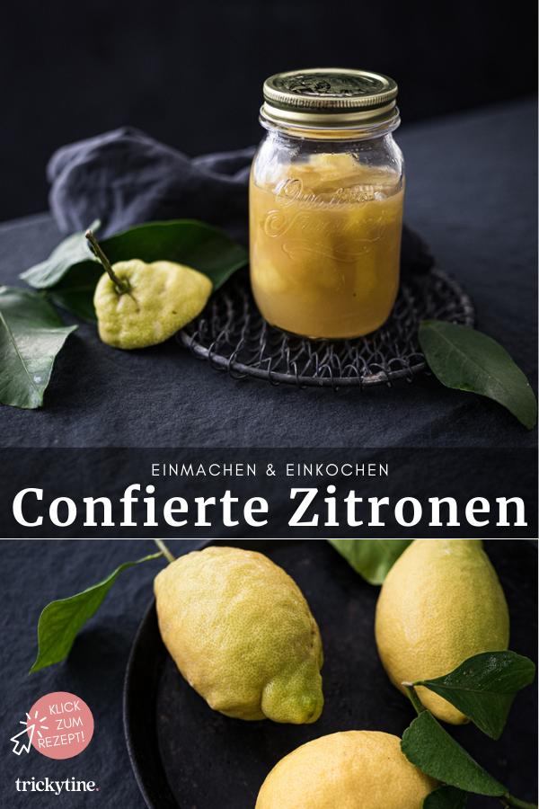Confierte Zitronen Plus Tolle Nachhaltige Swr1 Pfannle Kuchenkapsele Rezepte Und Tipps Trickytine Rezepte Zitrone Lebensmittel Essen