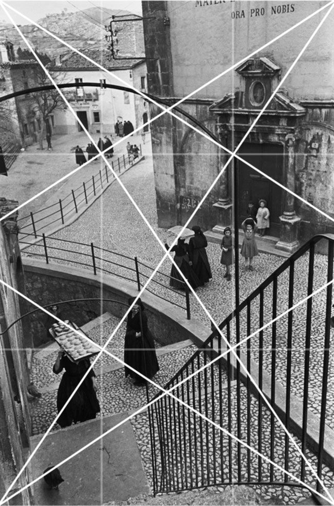 Follow the link and we can take a look into Henri Cartier-Bresson's thought process #bresson #henri #photography #henricartierbresson #geometry #leica #design http://tinyurl.com/kuhpsvb