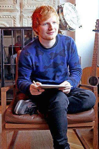 Ed Sheeran's Opinion On Totally Random Things